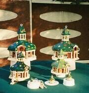 Pagoda Variations