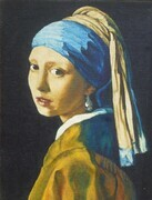Vermeer Reproduction